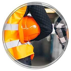 Seguridad laboral ISO 45001 Protección de datos LOPD