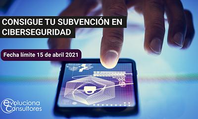 Ciberseguridad Subvención